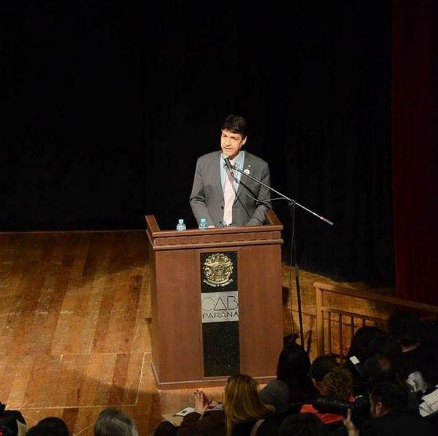 Presidente da CAA-PR destacou ações em prol da advocacia na abertura da VI Conferência Estadual