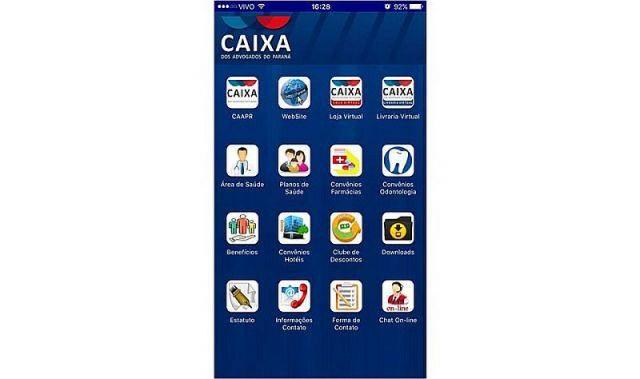 Sorteio de smartphones do APP CAA-PR será nesta sexta-feira (11)