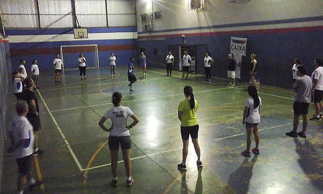 CAA/PR inicia o projeto Corrida Legal em Campo Mourão