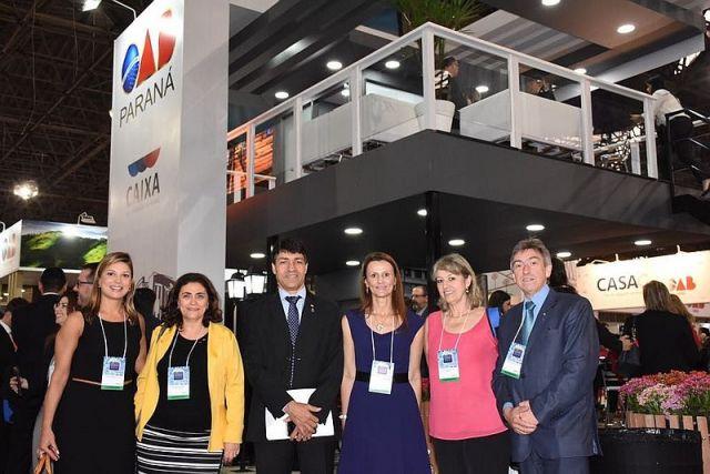 Diretoria da CAA/PR participa da XXIII Conferência Nacional da Advocacia