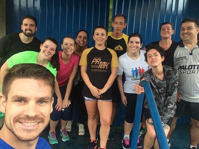 Corrida Legal retoma os treinos regulares em todo o Paraná