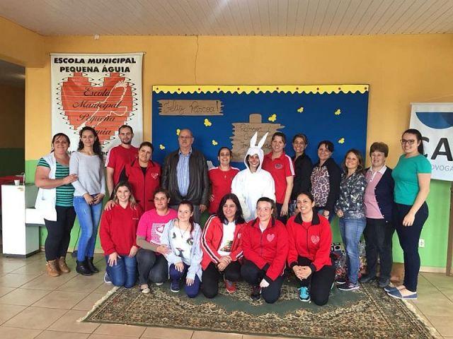 Campanha de Páscoa da OAB Palmas atende mais mil crianças carentes