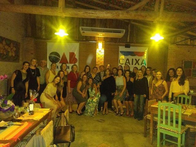 CAA/PR e OAB promoveram evento do Mês da Mulher em Santo Antônio da Platina