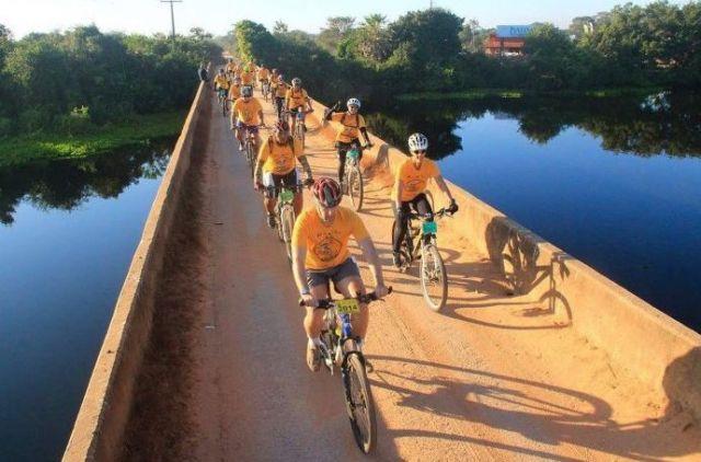 Diretor tesoureiro da CAA/PR participou do Pedal Legal no Pantanal