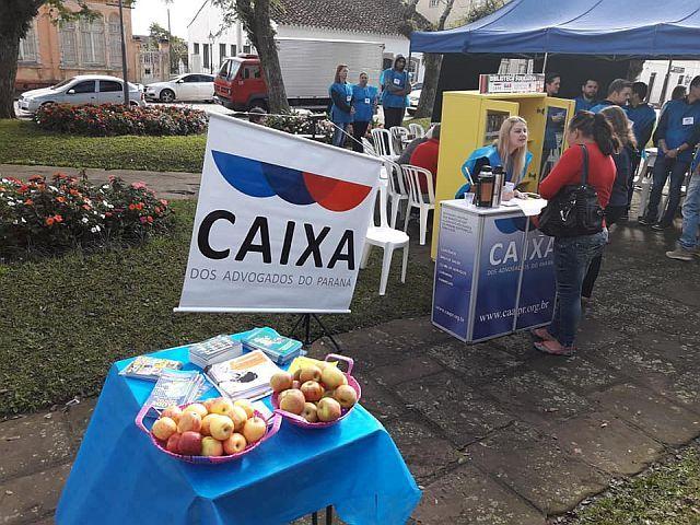 CAA/PR leva Biblioteca Solidária às cidades da Lapa e São José dos Pinhais