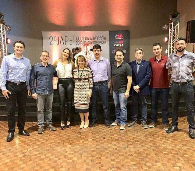 2º JAP´s reuniu advogados atletas do Paraná em Ponta Grossa