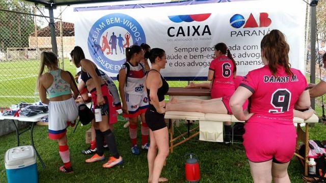 CAA/PR disponibiliza Espaço Saúde para advogados em Campeonato Brasileiro de Futebol