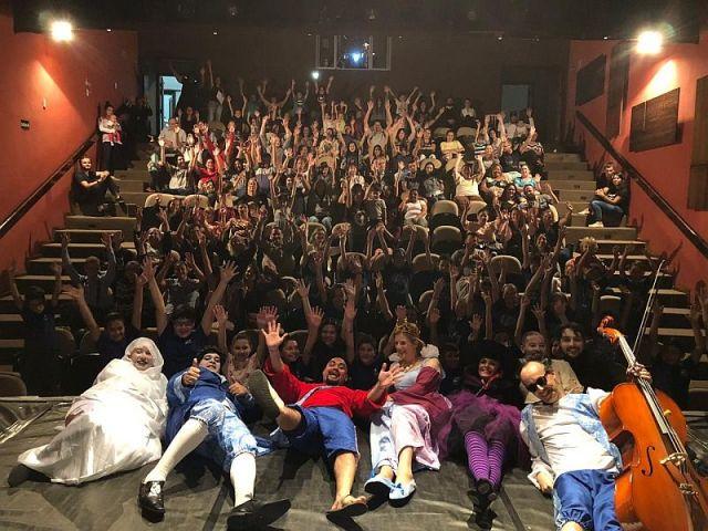 Grupo de Teatro da CAA/PR apresenta peça em Ponta Grossa