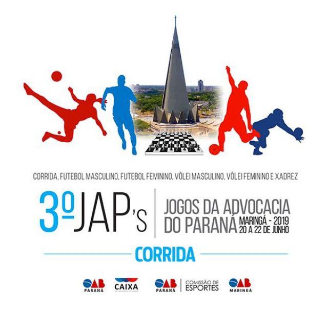 III Jogos da Advocacia do Paraná terá recorde de participantes