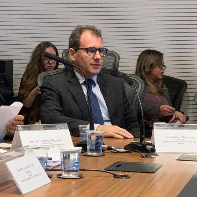 Diretor da CAA/PR é nomeado representante titular da OAB no CEMA