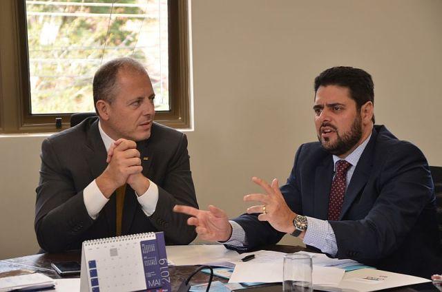 Nelson Sahyun assume interinamente presidência da CAA/PR