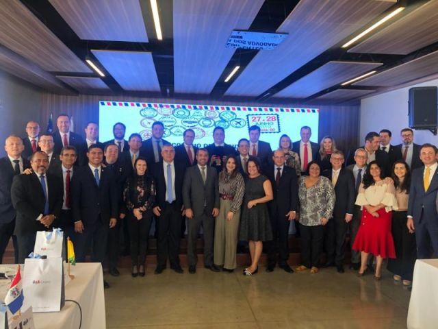 CAA/PR participa do II Encontro de presidentes de Caixas de Assistência em Goiás