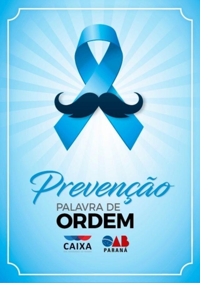 CAA/PR lança campanha do Novembro Azul