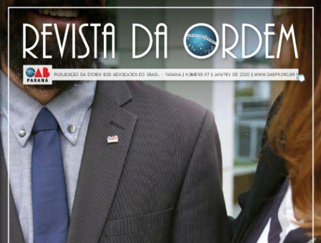 Fabiano Baracat fala sobre novos projetos da CAA-PR na Revista da Ordem