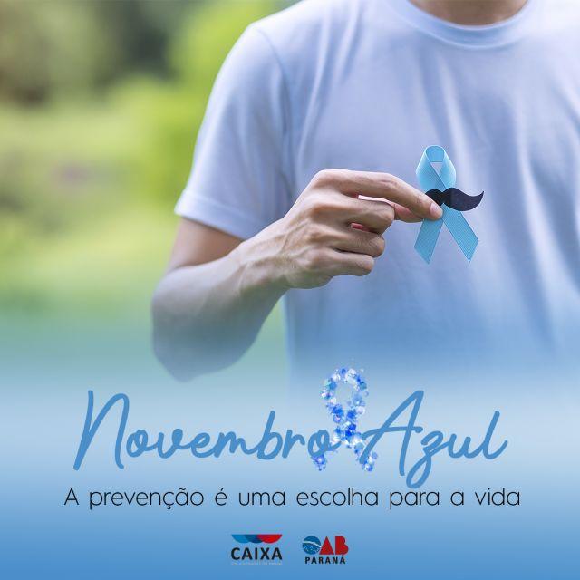 CAA-PR oferece subsídio para exames e consultas para campanha Novembro Azul