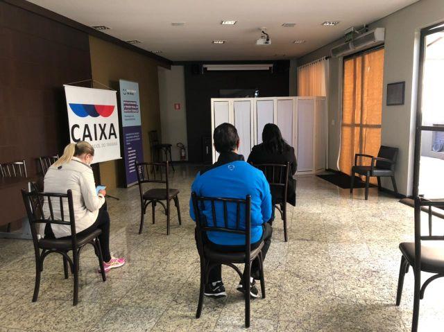 400 advogados são atendidos durante a Campanha Saúde Ocular da CAA-PR