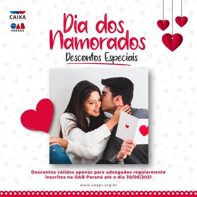 Mês dos Namorados: Empresas conveniadas à CAA-PR oferecem descontos exclusivos para advogados
