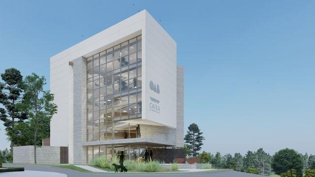 CAA-PR homenageia jurista René Dotti em novo edifício de serviços