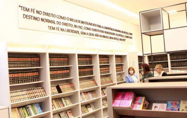 CAA-PR e OAB Londrina inauguram Biblioteca José Carlos da Rocha